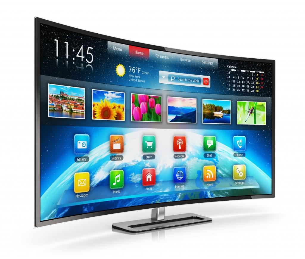 Multimedialny telewizor