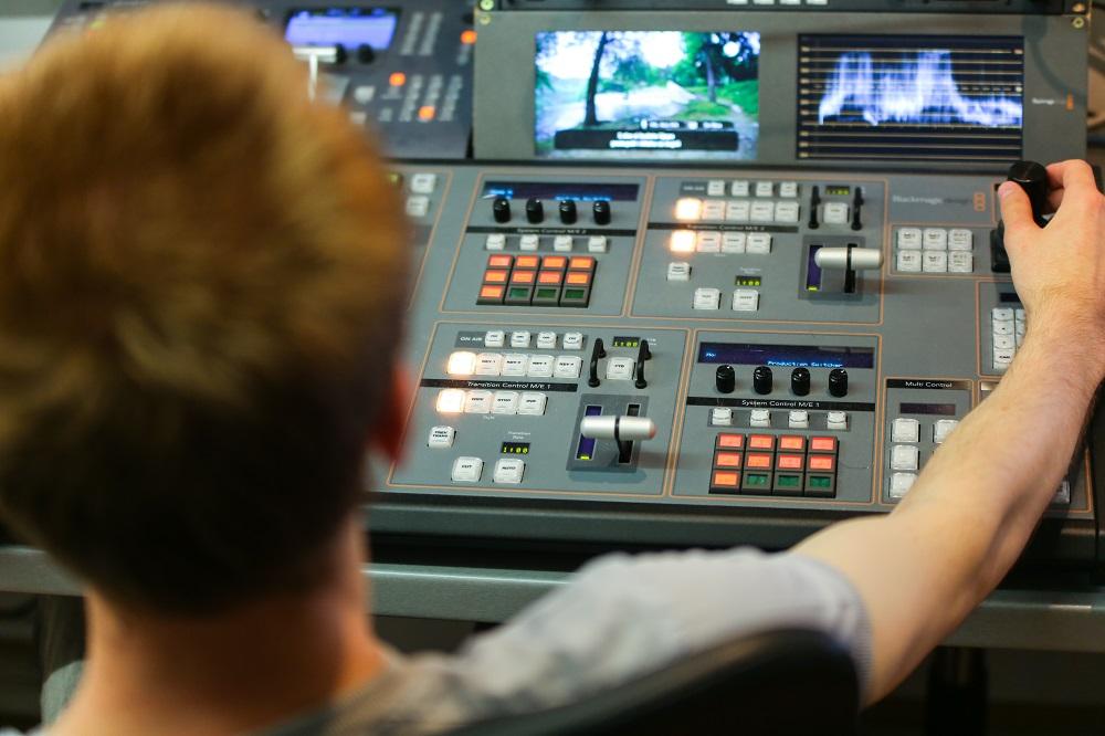 programy w produkcji telewizyjnej